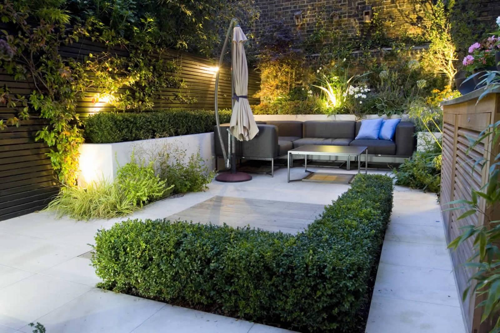 Bestrating voor een moderne tuin
