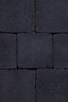 Abbeystones 20x20x6 Nero
