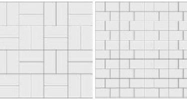 Blokverband voorbeelden
