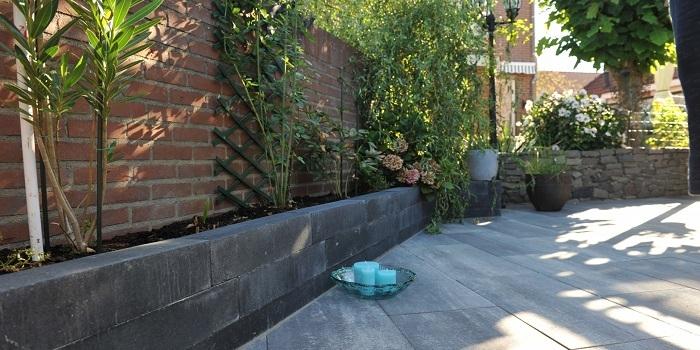 Verrassend Tuinelementen maken iedere tuin af | NuSierbestrating.nl XT-62