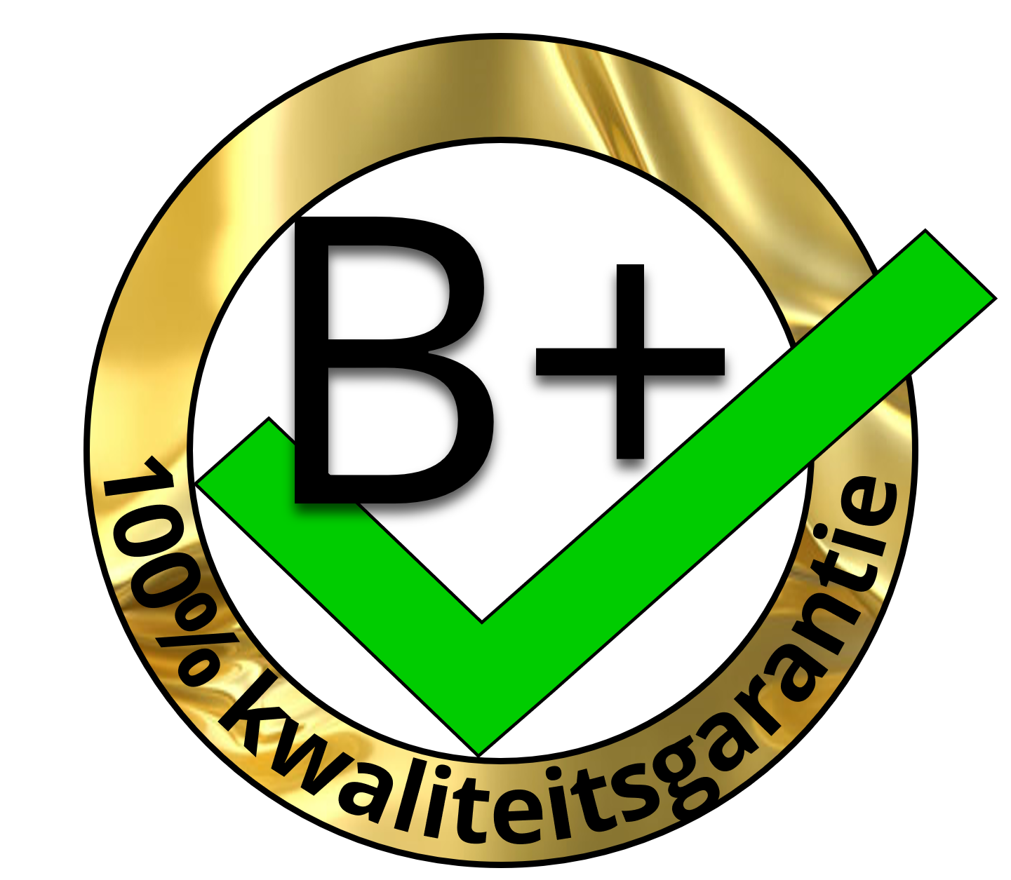 B+ kwaliteit