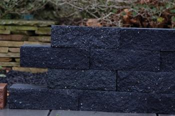 rock walling